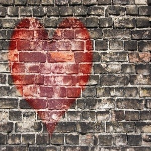 "Visual representation of the ""heart wall"" in The Emotion Code"