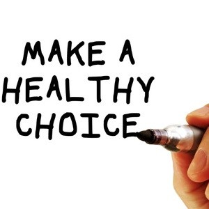Healthy diet plan choice
